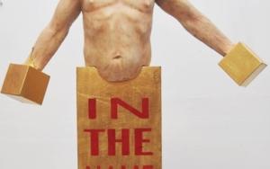 In the name OFF|EsculturadeFrancisco Hernández Díaz| Compra arte en Flecha.es