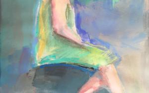 Comunicación no verbal|PinturadeTeresa Muñoz| Compra arte en Flecha.es
