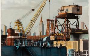 The City From Brooklyn Navy Yard|FotografíadeCarlos Arriaga| Compra arte en Flecha.es