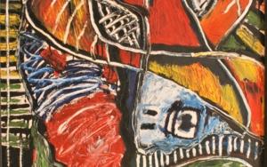 Dolor|PinturadeEkhi Huarte| Compra arte en Flecha.es