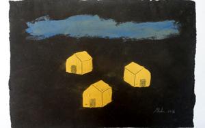 Tormenta|PinturadeAna Pellón| Compra arte en Flecha.es