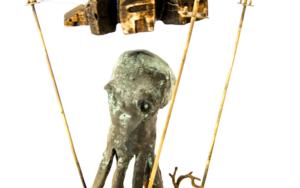 Ciudades inventadas nº26|EsculturadeDesire Tomás| Compra arte en Flecha.es