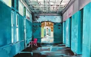 El Hospital|PinturadeMarta Albarsanz| Compra arte en Flecha.es
