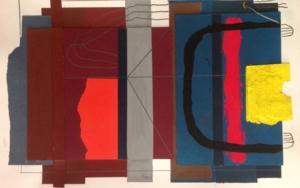 Paisaje 3|CollagedePedro galvez| Compra arte en Flecha.es