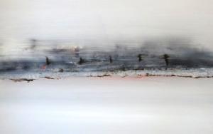 Cuando el tiempo se para|PinturadeEsther Porta| Compra arte en Flecha.es