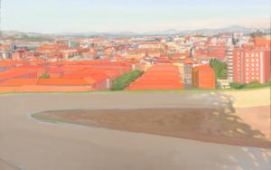 Desde las Tetas|PinturadeIgnacio Mateos| Compra arte en Flecha.es