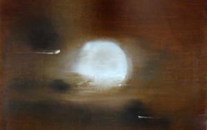 """Lunar Sea"" Paso 3|PinturadeEsther Porta| Compra arte en Flecha.es"