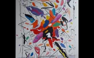 Sonata Spring|PinturadeValeriano Cortázar| Compra arte en Flecha.es