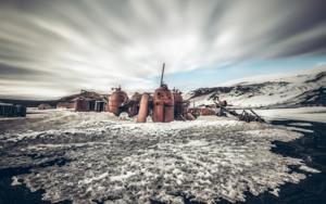 Deception Island, Antártida|DigitaldeRoberto Iván Cano| Compra arte en Flecha.es