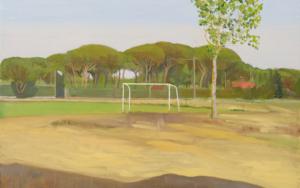 Pinos|PinturadeIgnacio Mateos| Compra arte en Flecha.es