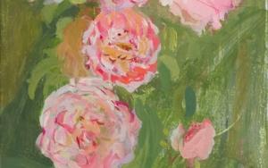 Rosas 13|PinturadeIgnacio Mateos| Compra arte en Flecha.es
