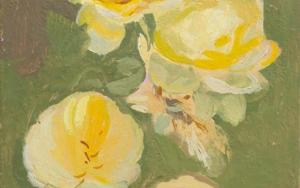 Rosas 16|PinturadeIgnacio Mateos| Compra arte en Flecha.es