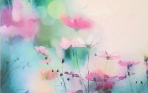 cosmos|PinturadeImma Peña| Compra arte en Flecha.es