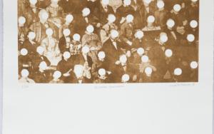 Genoma humano|Obra gráficadeAna Valenciano| Compra arte en Flecha.es