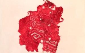 Stitching Up, Ironing Out, Flattening Down IV|CollagedeBarbara Long| Compra arte en Flecha.es