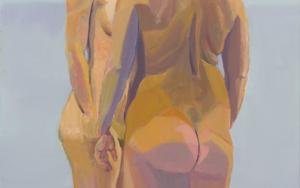El eterno femenino|PinturadeIgnacio Mateos| Compra arte en Flecha.es