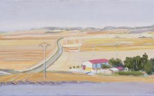 Campos de Geria|PinturadeIgnacio Mateos| Compra arte en Flecha.es