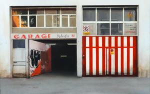GARAGE|PinturadeSaid Rajabi| Compra arte en Flecha.es