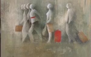 Sueños|PinturadeMenchu Uroz| Compra arte en Flecha.es