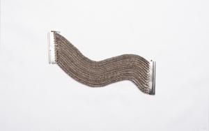 Cuerdas de plata|JoyeríadeEster Ventura| Compra arte en Flecha.es
