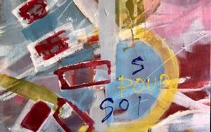 POUR SOI|PinturadeIraide Garitaonandia| Compra arte en Flecha.es