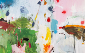 Composición Espacial 1|PinturadeAna Cano Brookbank| Compra arte en Flecha.es
