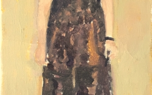 Dama|PinturadeEduardo Alvarado| Compra arte en Flecha.es
