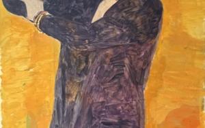 Salomé|PinturadeEduardo Alvarado| Compra arte en Flecha.es