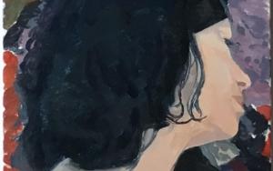 Retrato|PinturadeEduardo Alvarado| Compra arte en Flecha.es