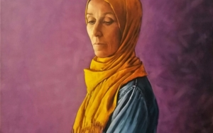 Intus, exire. من الفكر الداخلي إلى الخارج من الوجود|PinturadeFran Jiménez  (Âli Qasim)| Compra arte en Flecha.es