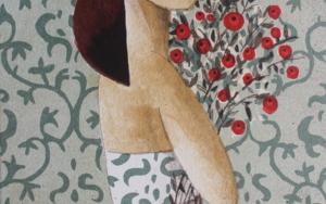 Bouquet|Obra gráficadeDidier Lourenço| Compra arte en Flecha.es
