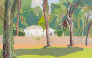 Arboles|PinturadeIgnacio Mateos| Compra arte en Flecha.es