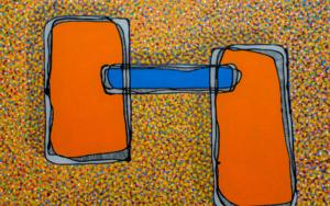 Visión de Conjunto #5 PinturadeGermán Trujillo  Compra arte en Flecha.es