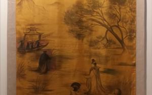 SUEÑO ORIENTAL|PinturadeVerónica B. Loring| Compra arte en Flecha.es