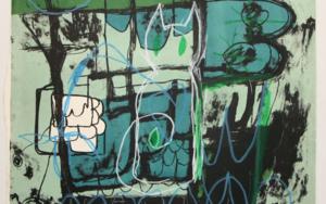 gato|DibujodeSílvia Colomina| Compra arte en Flecha.es