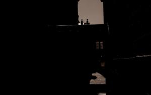 Contraluz El Escorial|FotografíadeEnrique Pazos| Compra arte en Flecha.es