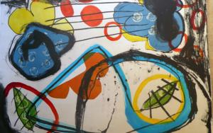 una gota de agua|DibujodeSílvia Colomina| Compra arte en Flecha.es