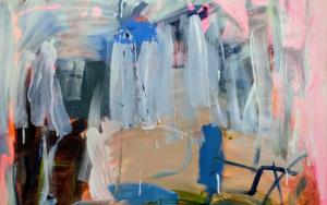 ATMÓSFERA ROSADA|PinturadeJesús Cuenca| Compra arte en Flecha.es