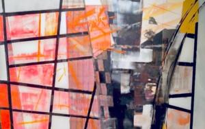 CONSTRUCCIONES II PinturadeErika Nolte  Compra arte en Flecha.es