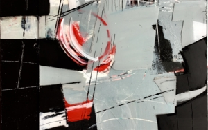 R, B &W|CollagedeErika Nolte| Compra arte en Flecha.es