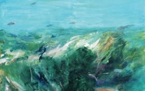 Fondo|PinturadeCostanza L. Schlichting| Compra arte en Flecha.es