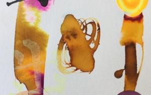Caligrafía  2/2019 CollagedeOlga Moreno Maza  Compra arte en Flecha.es