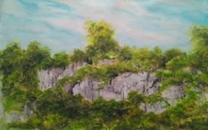Tierra|PinturadeFernando T. de la Rocha| Compra arte en Flecha.es