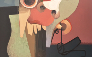 Grito|DibujodeCarlos Blanco Artero| Compra arte en Flecha.es