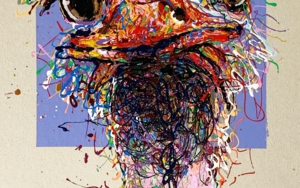 WatchingYou|PinturadeBaon| Compra arte en Flecha.es
