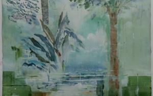 Desde la isla de Humboldt|PinturadeLuis Kerch| Compra arte en Flecha.es