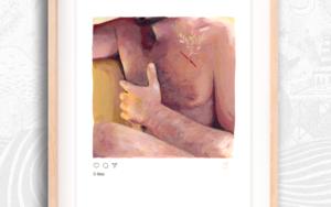Ortiga|PinturadeBran Sólo| Compra arte en Flecha.es