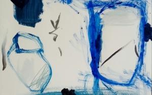Toma del frasco|PinturadeEduardo Vega de Seoane| Compra arte en Flecha.es