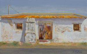 Punta del Moral|PinturadeIgnacio Mateos| Compra arte en Flecha.es