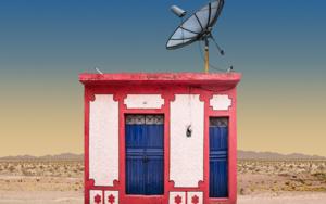 Blue door #06, Peru|FotografíadeAndy Sotiriou| Compra arte en Flecha.es